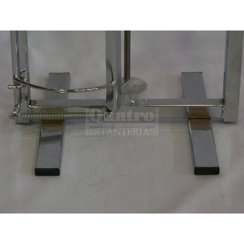Portabobina o portarollos de papel de regalo vertical - Papel para suelo ...