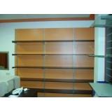 Instalación tiendas o sistema cremallera C.