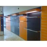 Instalación tiendas o sistema lamas D.