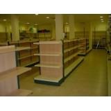 Instalacion tiendas centros góndola F