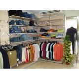 Instalación tiendas o sistema cremallera B.