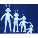 Maniquí muñecos 5.
