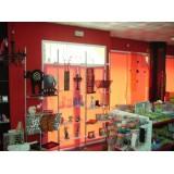 Instalación tiendas  o sistema tubos 9.