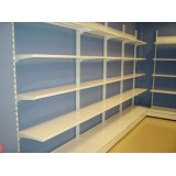 Instalación tiendas o sistema cremallera A.