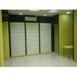 Instalación tiendas o sistema lamas B.